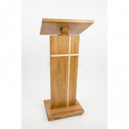 Atril de pie madera de pino