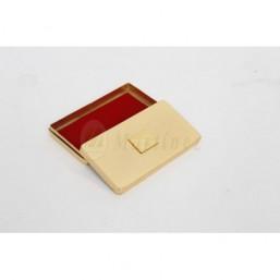 Cajas llaves de sagrario con baño de oro