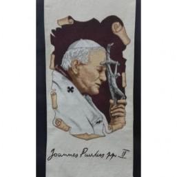 Cubre ambón Juán Pablo II