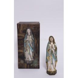 Virgen de Lourdes Art.122