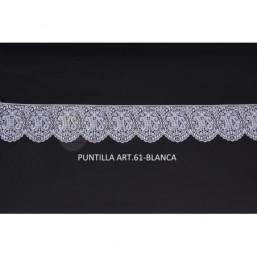 Puntilla Art.61 blanca