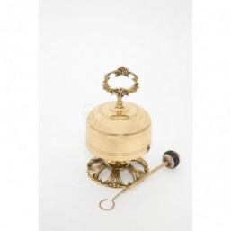 Gong 1 campana dorado