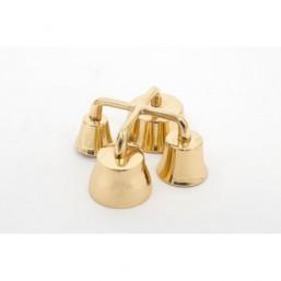 Carrillón bronce dorado 4 campanas