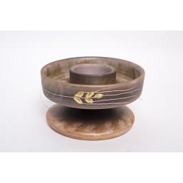 Candelero cerámica