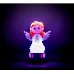 Lámpara Ángel de la Guarda Color