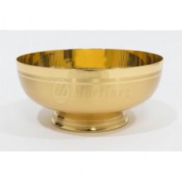 Copón-patena baño de oro