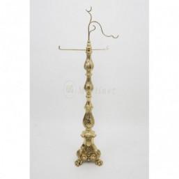 Portaincensario bronce dorado
