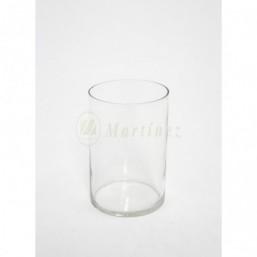 Vaso cristal transparente sin decorar 4 días